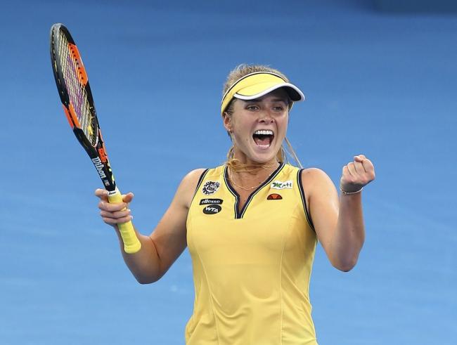 Australian Open. Свитолина обыгрывает принципиальную соперницу
