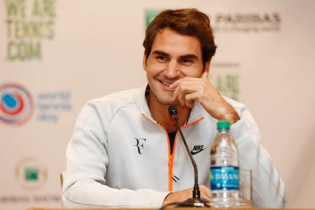 """Роджер Федерер: """"Я сказал, что хочу выступить в Рио в 2016 году, чтобы меня не спрашивали о завершении карьеры"""""""