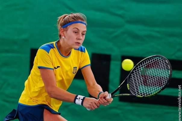 Костюк пробилась вфинал юниорского Итогового турнира