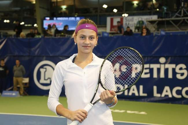 Украинка одолела наИтоговом теннисном Мастерсе среди юниоров
