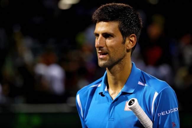 Джокович сравнил теннисистов сживотными вклетке