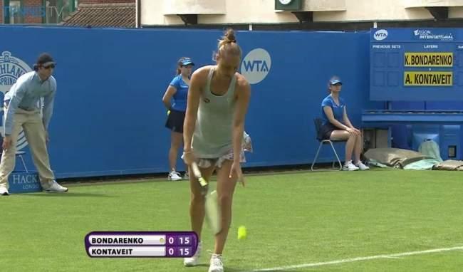 Кузнецова обыграла Томову ипробилась вчетвертьфинал турнира вСтамбуле