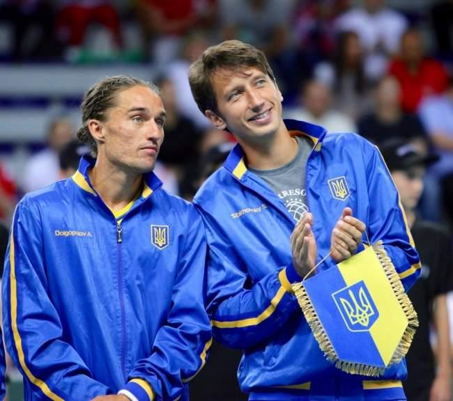 US Open. Долгополов и Стаховский выступят в паре