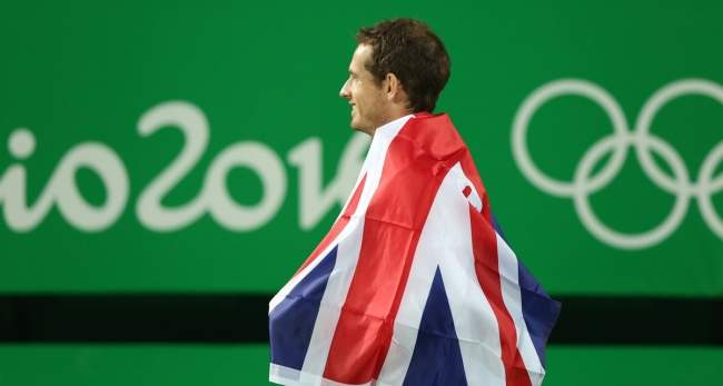 Энди Маррей - первый двукратный чемпион Олимпиады в одиночном разряде (+видео)