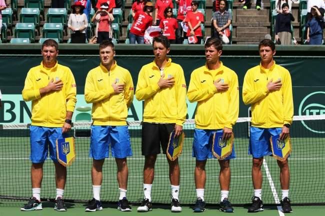 Сборная Украины завершает сезон на двадцатом месте в рейтинге наций