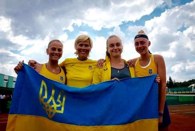 Марта Костюк - украинская чемпионка, покорившая Австралию