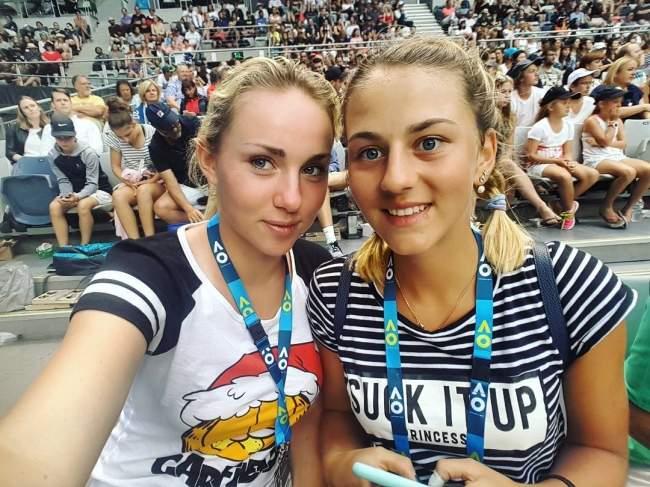 Украинка Костюк вышла вфинал престижного юниорского турнира