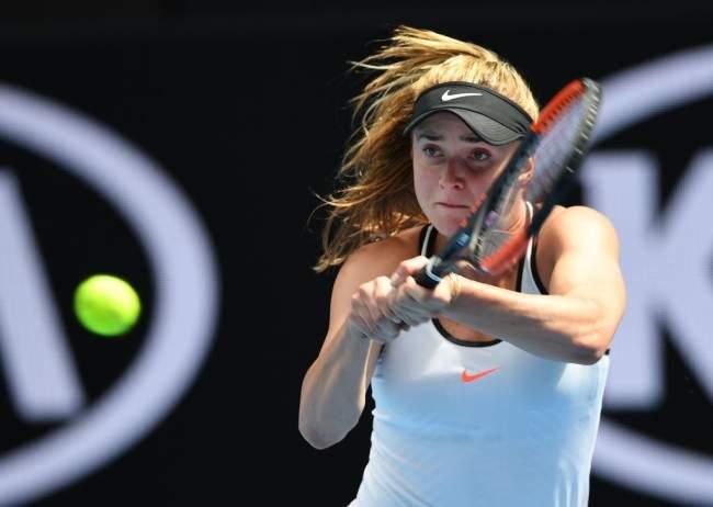 Элина Свитолина стала первой украинкой, прошедшей квалификацию витоговом турнире WTA