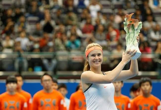 Свитолина гарантировала себе участие вИтоговом турнире года