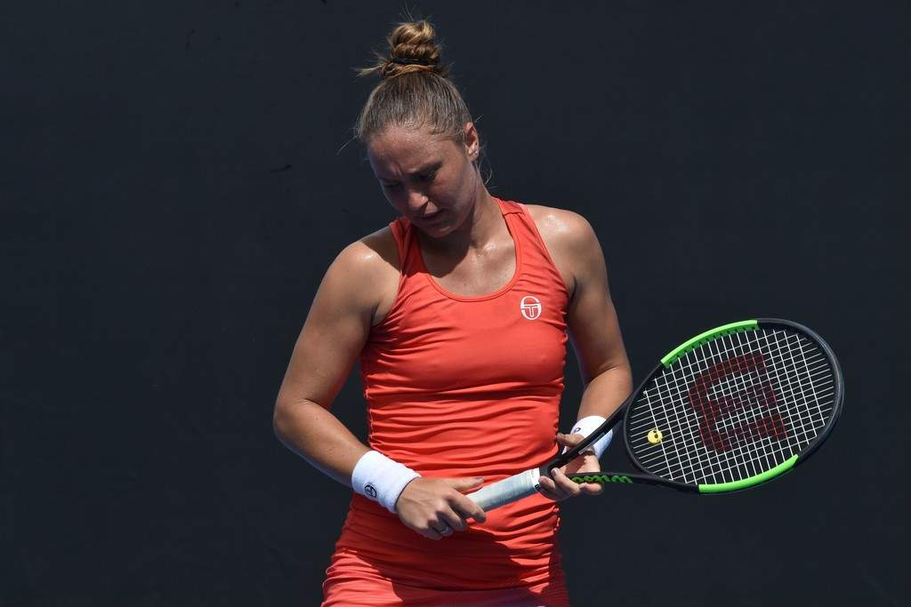 Свитолину признали лучшей теннисисткой февраля поверсии WTA