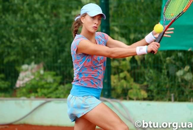 Украинская теннисистка вышла вфинал турнира на РФ