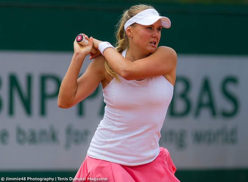 Катерина Бондаренко вышла во 2-ой круг турнира вМайами