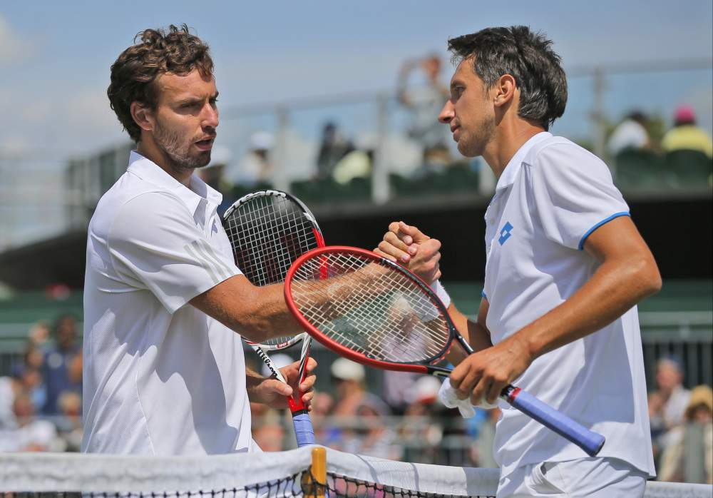 Стаховский спобеды стартовал вквалификации Miami Open