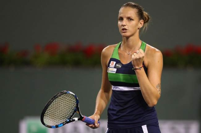 Мария Шарапова проиграла Кики Бертенс вчетвертьфинале турнира вМадриде