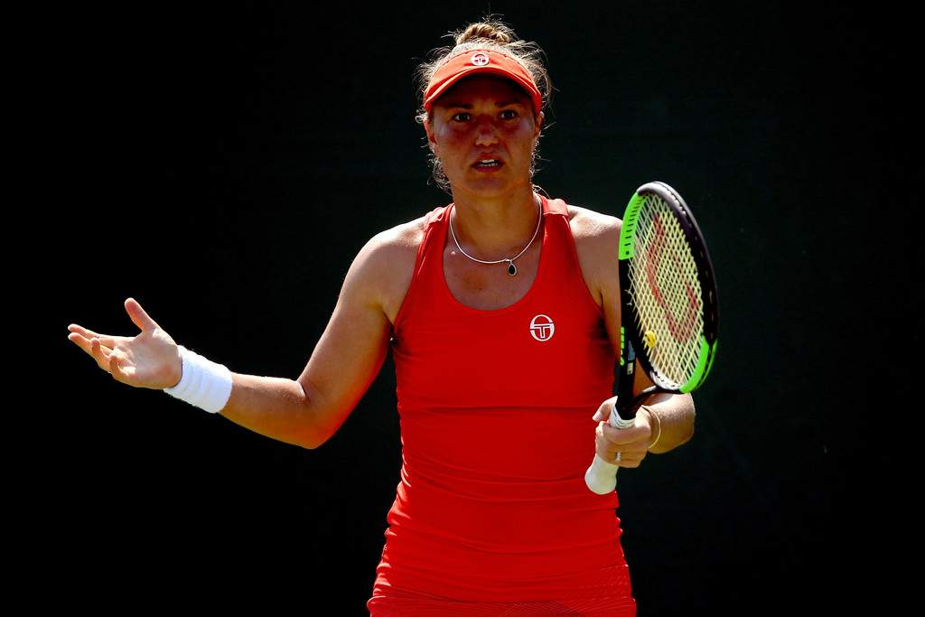 Чарльстон (WTA): Бондаренко проиграла вовтором раунде