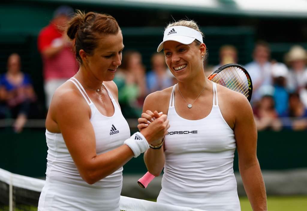 Павлюченкова выиграла турнир вМонтеррее, победив вфинале первую ракетку мира Кербер