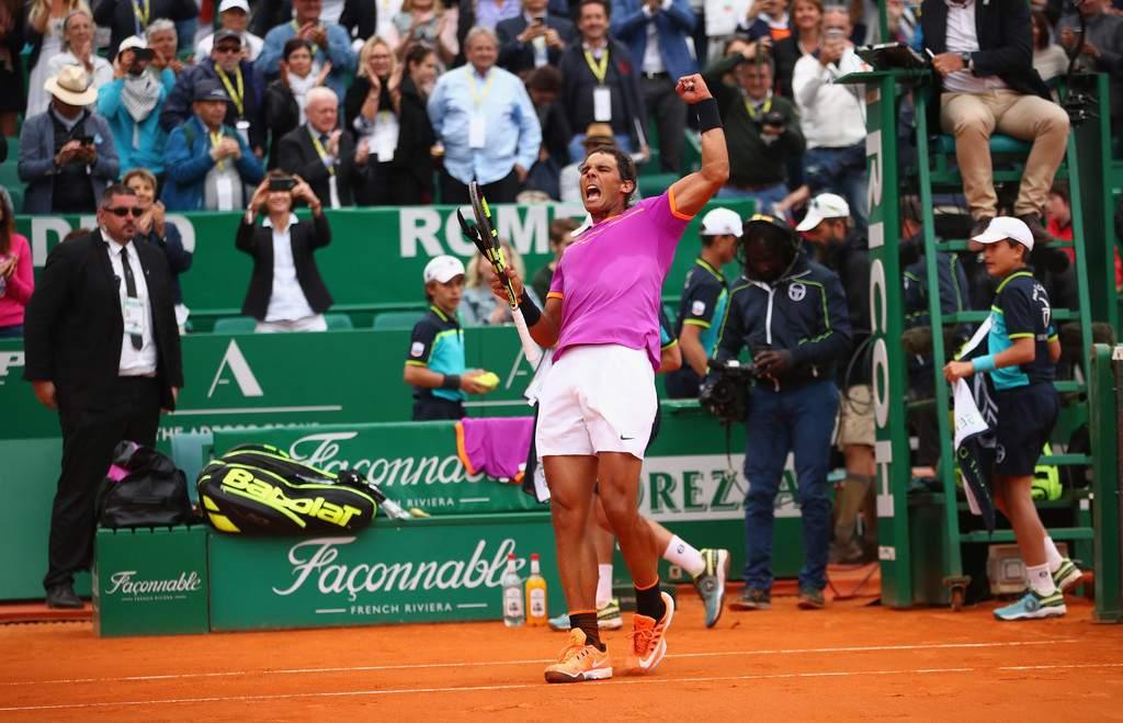 Надаль врекордный 10-й раз одержал победу «Мастерс» вМонте-Карло