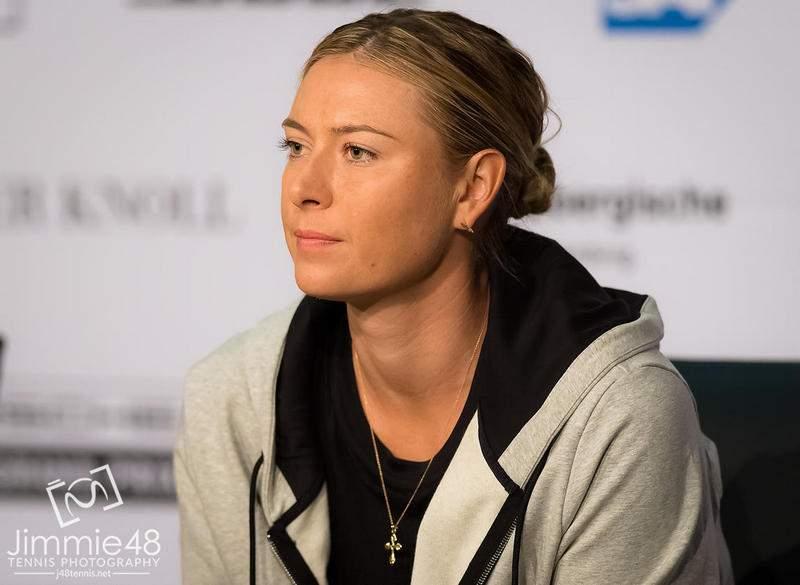 Шарапова вернулась врейтинг WTA, заняв 262-е место