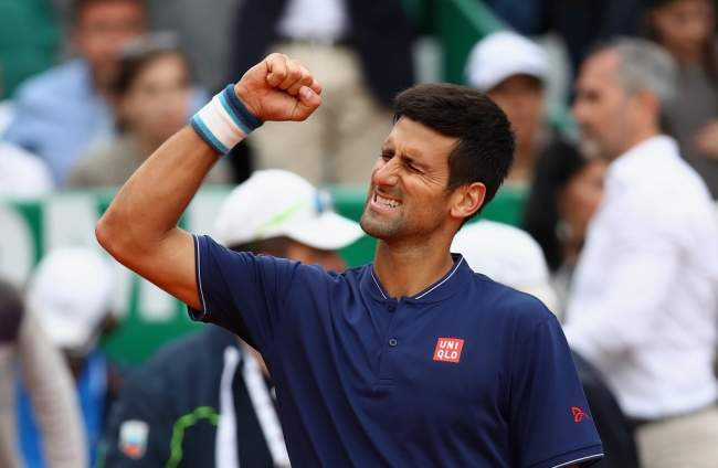 Димитров вышел втретий круг турнира вМонте-Карло