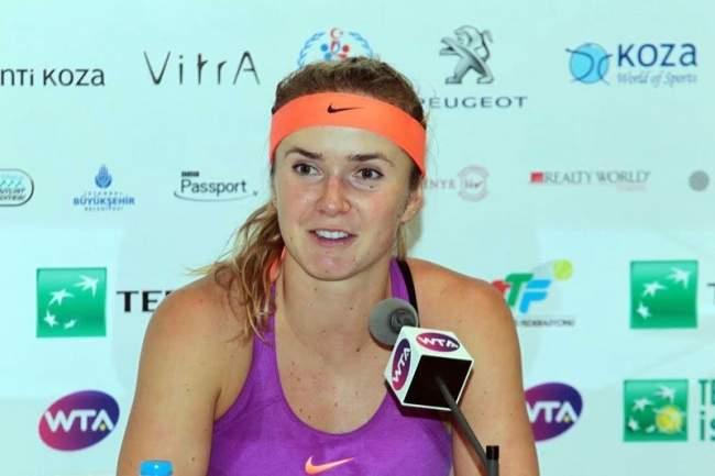 Свитолина уверенно одолела 2 раунд теннисного турнира вДохе