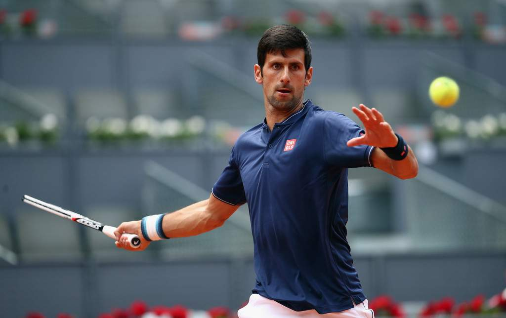 Надаль победил Кирьоса ивышел вчетвертьфинал теннисного «Мастерса» вМадриде