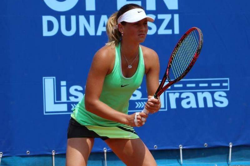 14-летняя украинская теннисистка Костюк выиграла 1-ый вкарьере турнир среди взрослых