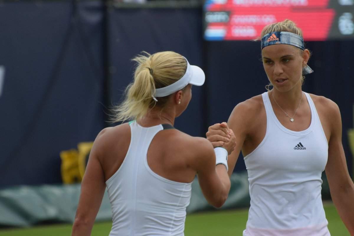 Хертогенбош (WTA): Цуренко обыграла Младенович ивышла вполуфинал