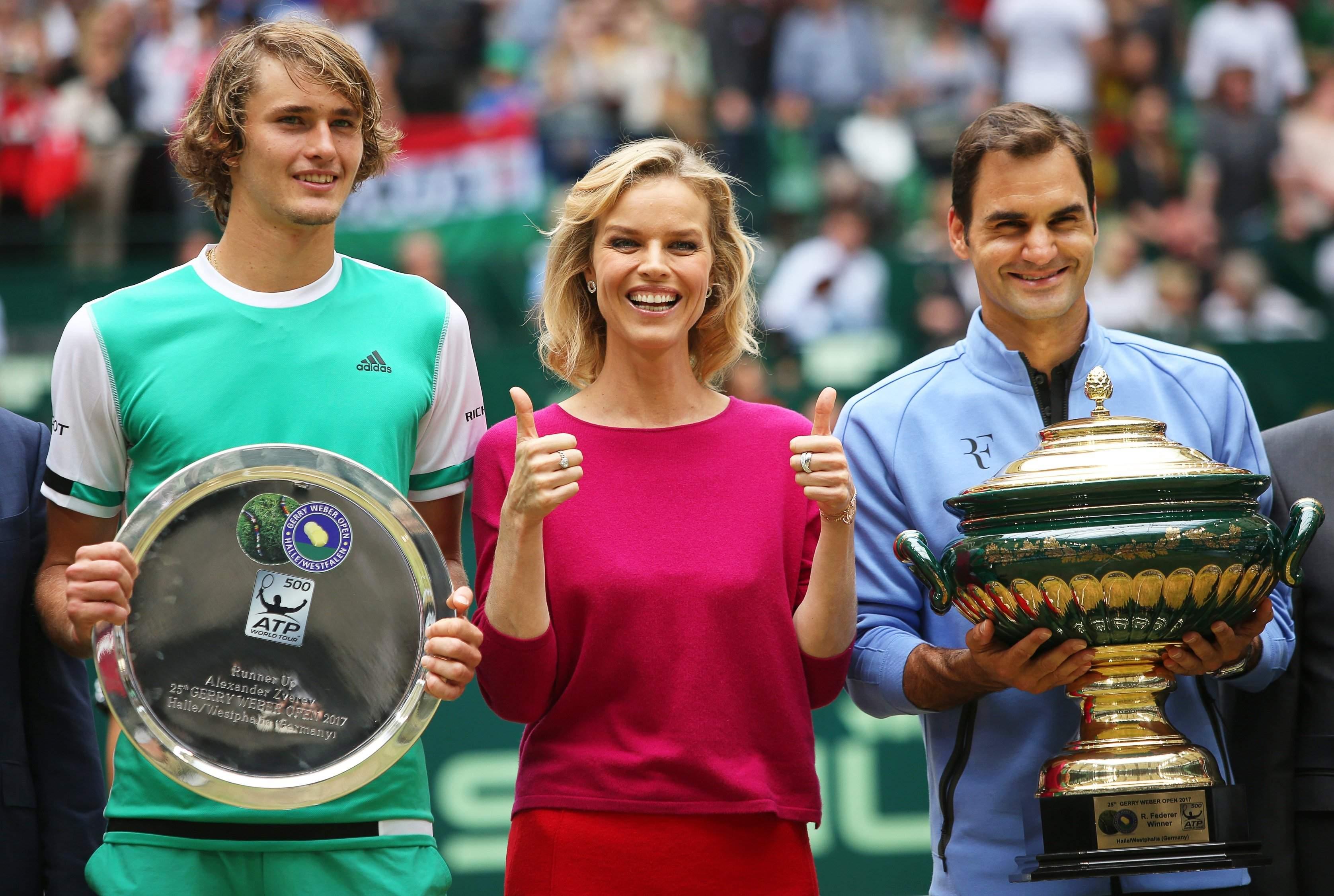 Роджер Федерер: «После турнира вШтутгарте немного сомневался всебе»