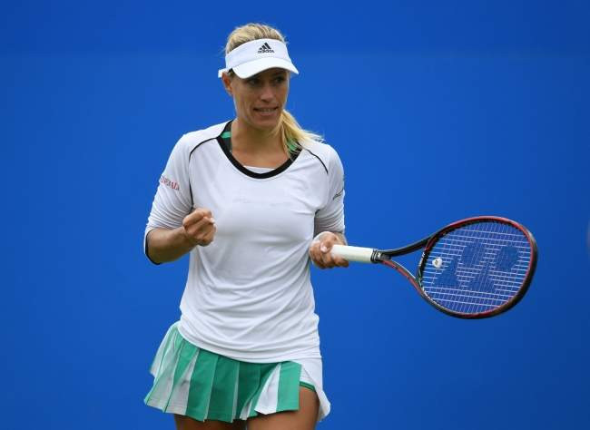 Квитова— 5-ая поколичеству выигранных турниров среди действующих теннисисток