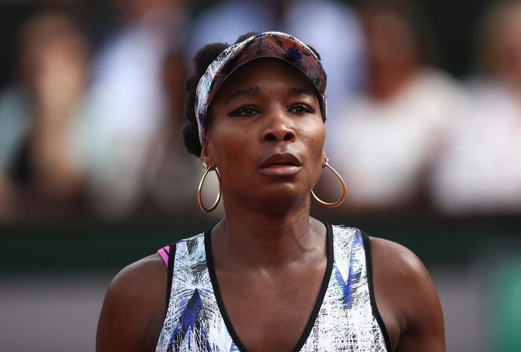 Теннисистка изсоедененных штатов Винус Уильямс стала участницей трагедии сосмертельным исходом