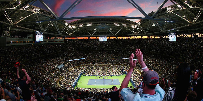 USOpen стал первым турниром спризовым фондом более 50-ти млн долларов
