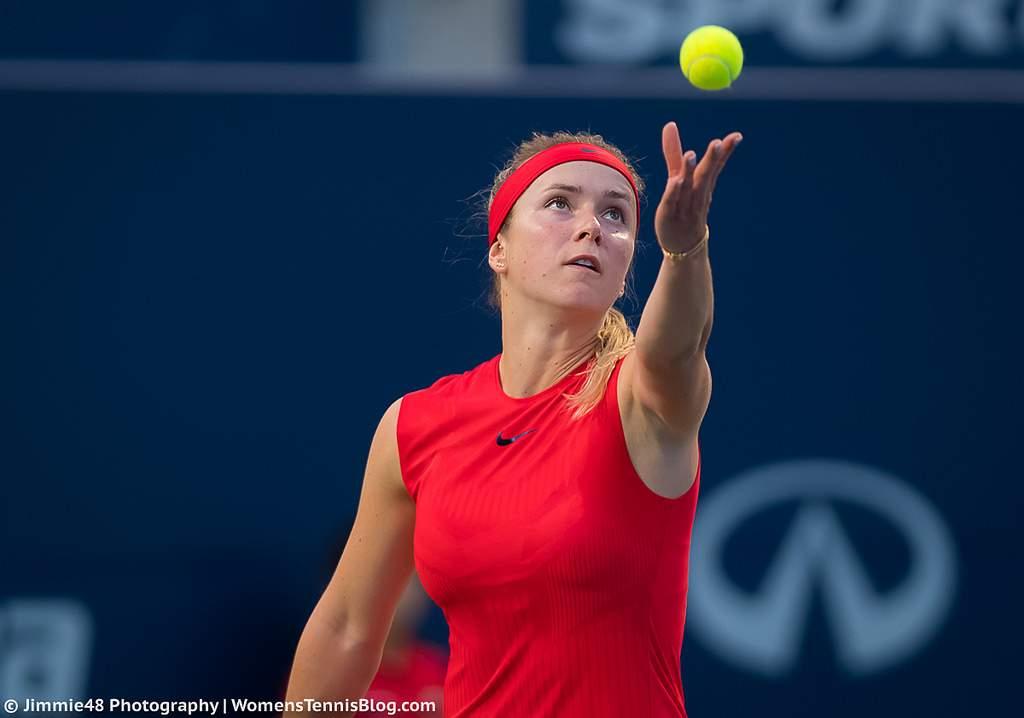 Цинциннати (WTA). Цуренко выбила россиянку и угодила наСвитолину