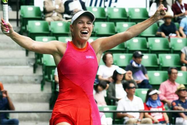 Теннисистка Павлюченкова вышла вполуфинал турнира WTA вТокио