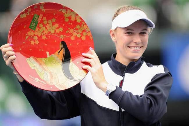 Возняцки одолела Павлюченкову ипрервала серию из6 проигранных финалов