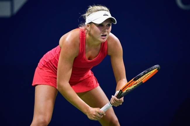 Теннис Козлова зачехлила ракетку впарной сетке турнира WTA вТашкенте