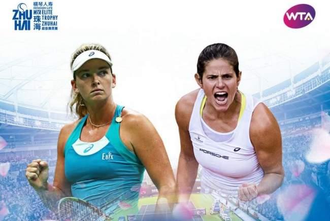 Вандевеге дебютирует втоп-10 рейтинга WTA