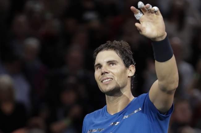 Сок одержал победу «Мастерс» встолице франции иквалифицировался наИтоговый турнир