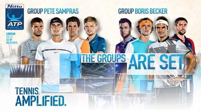 Федерер спобеды стартовал наИтоговом турнире АТР