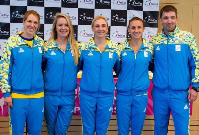 Украинские теннисисты уступили первые два матча сборной Швеции вКубке Дэвиса