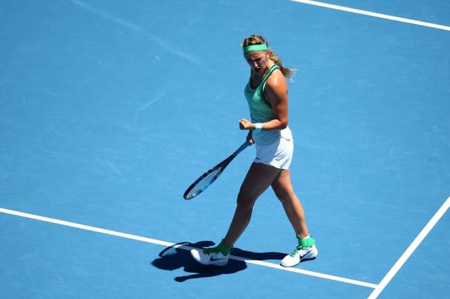 Азаренко получила wild card восновную сетку Открытого чемпионата Австралии