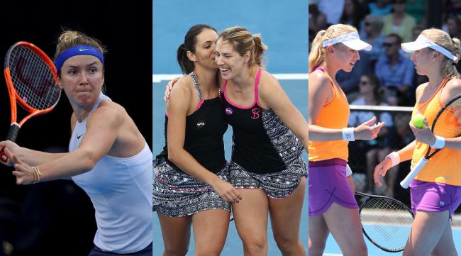 Свитолина выиграла стартовый поединок Miami Open