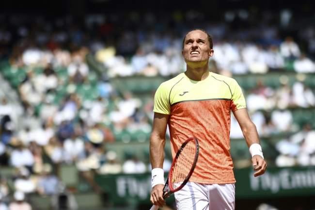 Надаль победил  Димитрова ивышел вфинал турнира вМонте-Карло