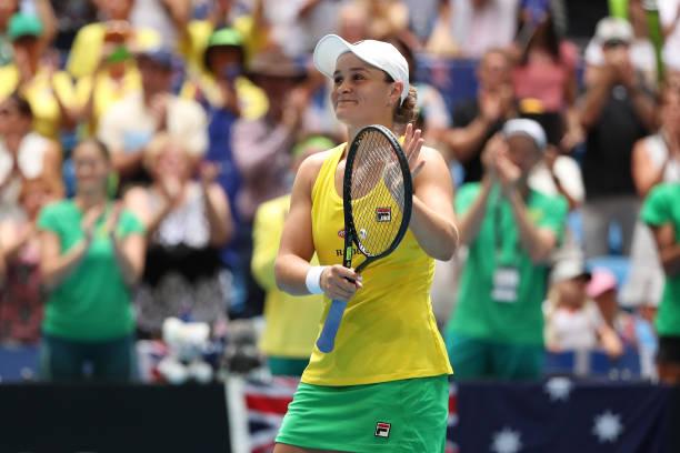 Томлянович обыграла Парментье вфинале Кубка Федерации, сравняв счет для Австралии