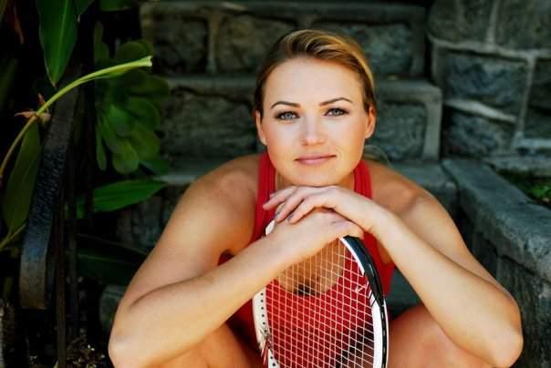 Невестка Элины Свитолиной вернулась на корт через 15 лет после окончания карьеры