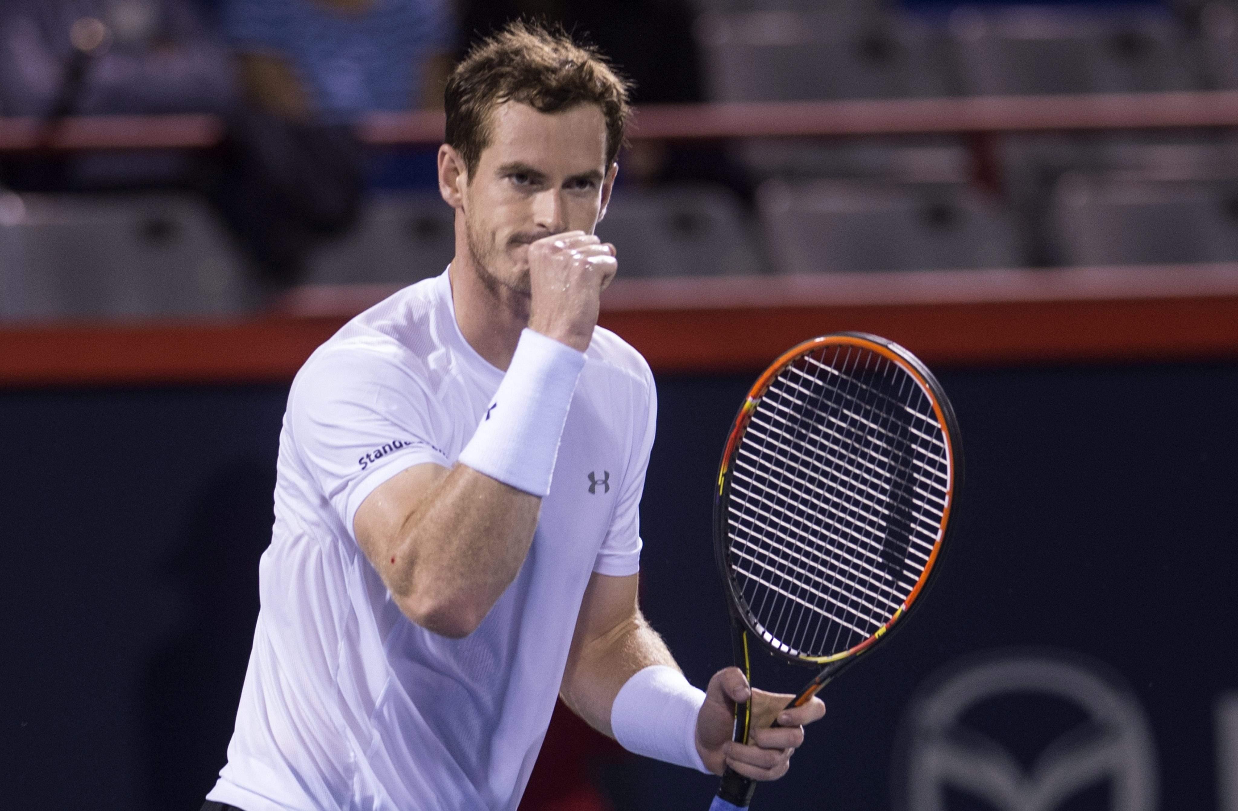 ATP, Лондон, Итоговый турнир года: Энди Маррей — Роджер Федерер