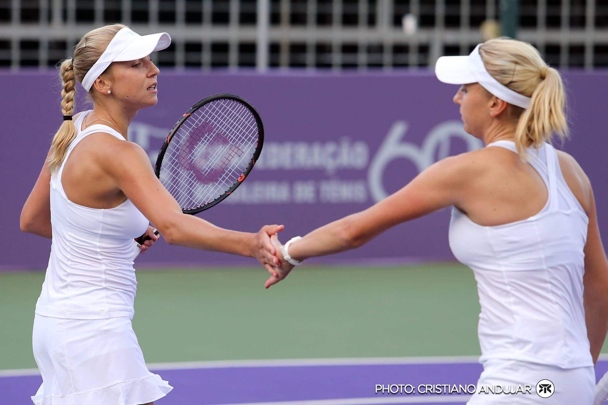 Нью-Хейвен (WTA). Бондаренко в парном четвертьфинале