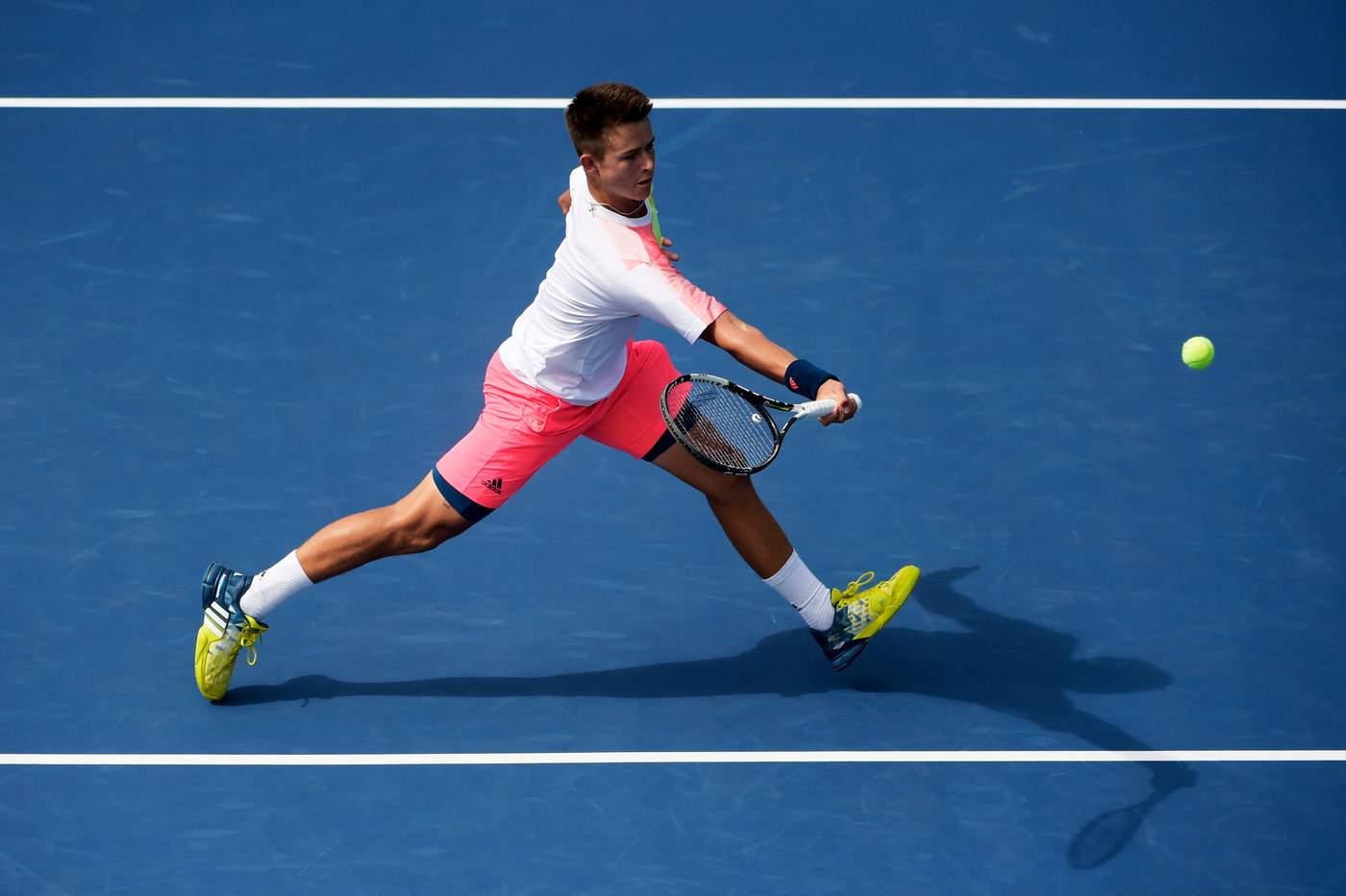 закарлюк теннис