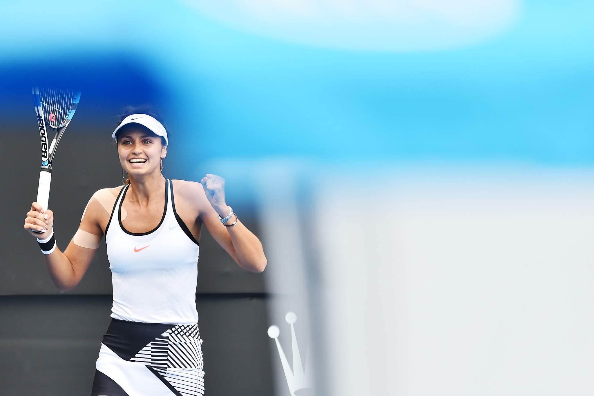 Как сыграют Халеп и Дуань Ин-Ин На что делать ставки на теннис в Шэньчжэни 3 Января 2018