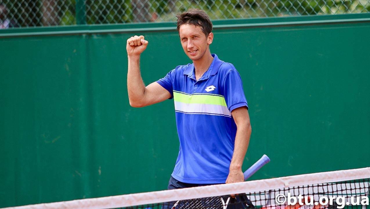 Марченко стартовал с победы на челленджере в Испании