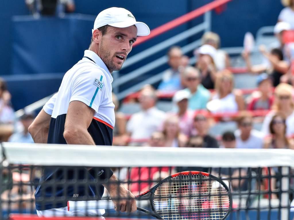 Как сыграют Баутиста и Багдатис На что делать ставки на теннис 23 Августа 2017
